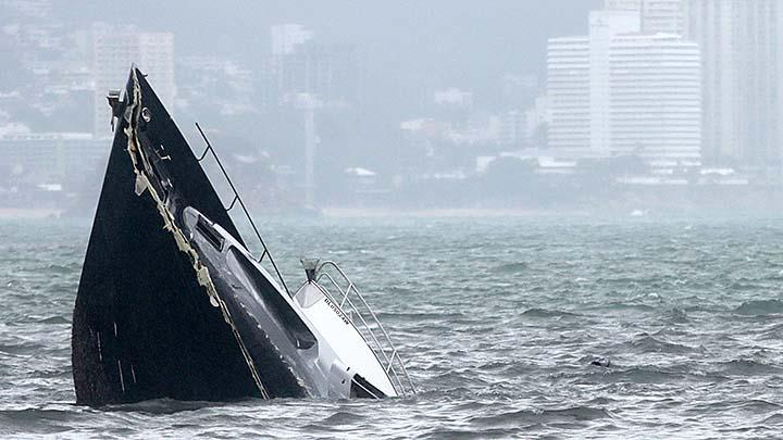 11 Orang Tewas di Filipina Akibat Kapal Penumpang Terbalik