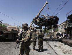 Afganistan saat ini Kembali Digegerkan Adanya Bom