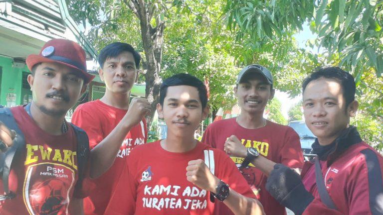 Laga Final PSM Makassar vs Persija Akan Berlangsung, Suporter: Insya Allah PSM Juara!