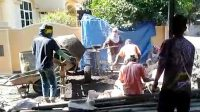 Proyek Cor Beton di Bantaeng Salah Sasaran, Wabup Enggan Bertemu