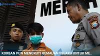 Tiga Pelaku Pemerkosaan Anak SMP Ditangkap Polisi