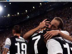 SKOR Liga Italia, Juventus Menang Tipis 4-3 atas Napoli