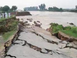 Pakistan Diguncang Gempa, Sejumlah Gedung Rusak, Jalanan Retak