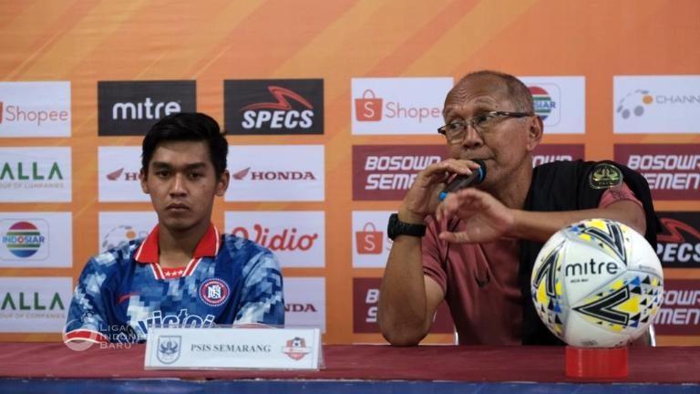 Bambang Nurdiansyah (kanan). (Liga 1)
