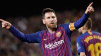 Barcelona Akan Jamu Valencia, Messi Dipastikan Tak Tampil