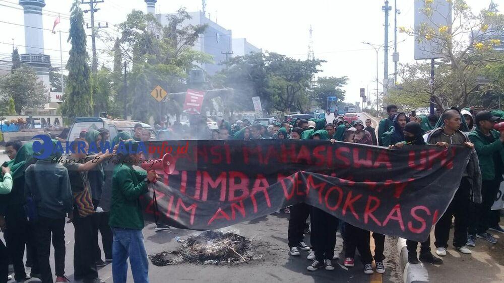 Polda Imbau Aktivis Sulsel Demo, Aktivis: Itu Intimidasi dan Pembungkaman Kritis