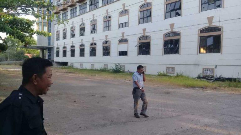 Tak Terima Ditegur, Kelompok Penghisap Lem Serang Security UINAM