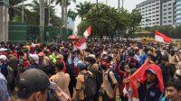 Siswa Demo DPR-MPR : Kami Ingin Lanjutkan Perjuangan Kakak-Kakak