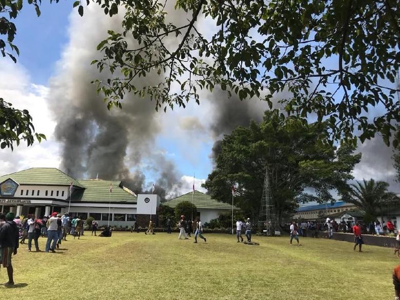 24 Warga Sulsel di Wamena Meninggal, Pemprov Sulsel Masih Koordinasi