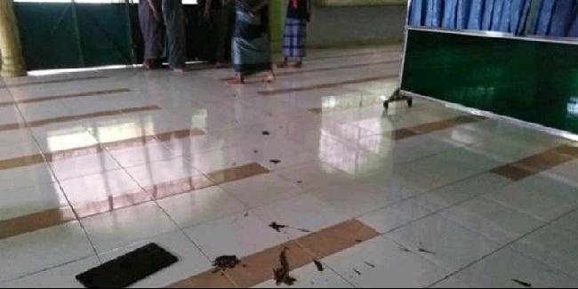 Lempar Kotoran ke Dalam Masjid, Pengurus Desak Polisi Ungkap Pelaku