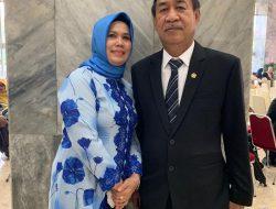 Ketua DPW PAN Sulsel Ashabul Kahfi Dilantik Anggota DPR-RI