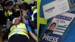Veby Mega Indah, Jurnalis Asal Indonesia Mengalami Buta Setelah Tertembak