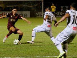 Terakhir Main di Kandang, PSM Makassar Imbangi PSS Sleman 1-1