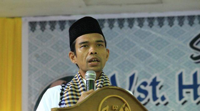 Korban Hoax, Ustaz Abdul Somad Ingatkan Dosa Jariyah