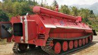 Pindad Produksi Tank Pemadam Kebakaran Hutan, Dibanderol Rp30 Miliar