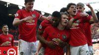 Hasil Liga Inggris 2019: Setan Merah Lumpuhkan Brighton 3-1