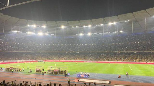 Kalah Lagi, Indonesia Dibungkam Malaysia di Kualifikasi Piala Dunia 2022