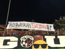 #KamiIndonesia, Suporter PSM Makassar Minta Suporter di Malaysia Dibebaskan