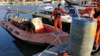 Kemudi Patah, KM Masagenae di Selayar Hanyut, 10 Orang Berhasil Dievakuasi