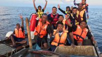 48 Jam Bertahan Hidup di Lautan Lepas, 12 Pemancing Selamat, Begini Cerita Ekky