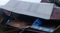 Puluhan Rumah di Pinrang Rusak Diterjang Angin Kencang