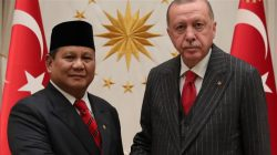 Bertemu Erdogan, Presiden Turki Bahas Kepentingan Ini dengan Prabowo