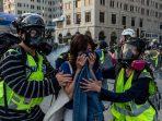 Hong Kong Deportasi TKI yang Meliput Aksi Protes