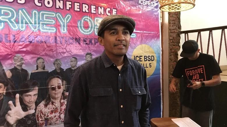 Glenn Fredly Akan Konser di Indonesia Bagian Timur Tahun 2020 Mendatang