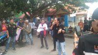 Geruduk Kejari dan Polres Bantaeng, Massa Aksi: Tangkap Pelaku Korupsi Bansos Pendidikan 2017