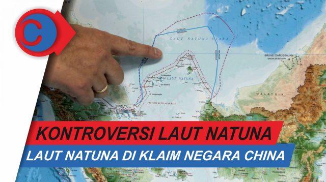 VIDEO: Kontroversi Laut Natuna yang Diklaim China, Begini Sikap Retno