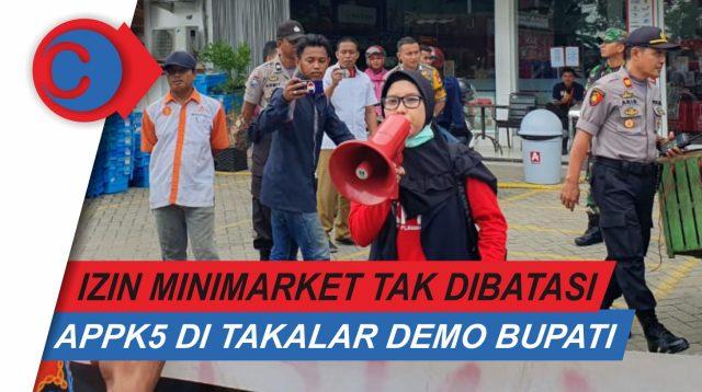 VIDEO: PK 5 di Takalar 'Mati' Karena Izin Minimarket Merajalela