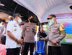 Pastikan Kesiapan Ops Ketupat 2020, Kapolda Sulsel Kunjungi Pos Pam Perbatasan Jeneponto-Bantaeng