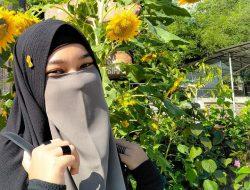 Novie Mutriya, Mahasiswi asal Tapaktuan yang Gemar Berdakwah dan Berbisnis Menjahit Pakaian Islami