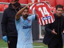 Arti Selebrasi Gol Diego Costa ke Gawang Bilbao