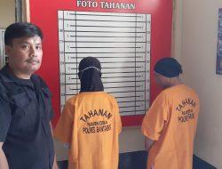 Kedapatan Pesta Sabu, Wanita PNS di RS Bantaeng Ditangkap Bareng Lelaki