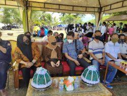 Cegah Stunting, Pelantikan Karang Taruna Desa Pasimarannu Dirangkaikan Dengan Gemarikan