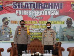 Jaga Kamtibmas Jelang Pilkada, Polres Pekalongan Gelar Silaturahmi Bersama FKUB dan Sejumlah Tokoh Di Karanganyar