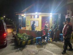 Wujudkan Kamtibmas Kondusif, Unit Sabhara Polsek Makassar Rutinkan Patroli