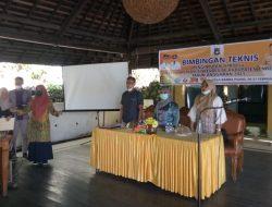 Dinas PMD Enrekang Bimbing 112 Bendahara Desa Input APBDes di Siskeudes