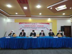 Pasca Sengketa, KPU Bulukumba Gelar Rapat Pleno Penetapan Paslon Bupati Terpilih !
