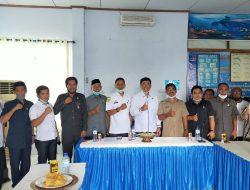 Komisi II DPRD Jeneponto Laksanakan Kunker Di Dinas Kelautan dan Perikanan Kabupaten Sinjai, Ini Tujuannya