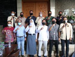 Danny Pomanto Beri Support Paskibraka Makassar Lolos Ke Tingkat Nasional