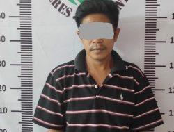 Sering Pesta Sabu di Rumah, Pria Kuli Bangunan di Jeneponto Dibekuk Polisi