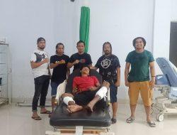 Tim Resmob Jeneponto Mengejar Pencuri Motor Hingga ke kabupaten Luwu