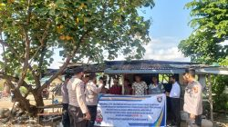 Hari Terakhir Operasi Bina Kusuma Lipu, Sat Binmas Polres Gowa Tetap Eksis Lakukan Binluh.