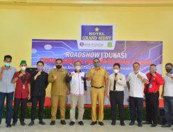 BI Apresiasi Pemkab Sidrap Dukung Roadshow Edukasi Cinta Rupiah