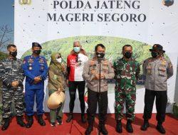 Berjalan Sukses, Penanaman Satu Juta Mangrove Polda Jateng Mageri Segoro Pecahkan Rekor MURI